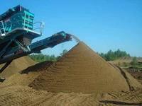 Песок мытищи