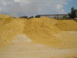 Песок раменское