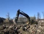 Вывоз строительного мусора ступино