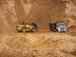 Песок строительный ступино