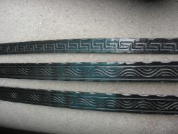 Полоса стальная хомутная для обжимок узлов сварки на кованых изделиях 4х20