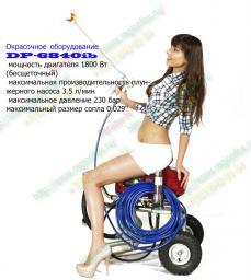 Окрасочное оборудование DP-6840ib