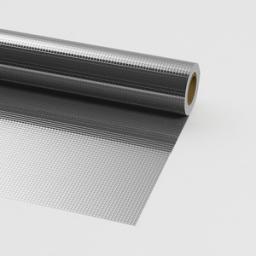 ОЛЕФОЛ ФСПБ - алюминиевая фольга, армированная стеклосеткой с полиэтиленовым покрытием, дублированная бумагой