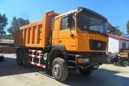 Самосвал Shaanxi 6х6 F3000