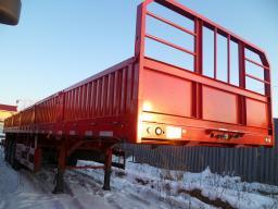 Бортовой полуприцеп 60 тонн (под требования заказчика)