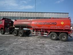 Полуприцеп-цистерна для нефтепродуктов, газа, битума ( любой объём и оснащение под заказ)