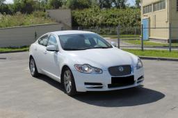 Аренда автомобиля с водителем Jaguar XF