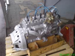 Двигатель и запчасти ГАЗ 52