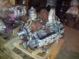 Двигатель и запчасти ГАЗ 66