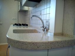 Арсенал - Столешницы для кухни из искусственного камня
