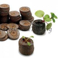 Кокосовые таблетки Jiffy 7C,диаметр 45 мм,720 шт/кор
