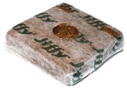 Кокосовые диски Jiffy Coco Disc,135мм,56 шт/кор