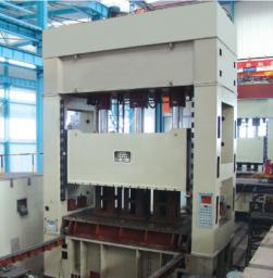 Гидропресс для формовки фасонных фитингов