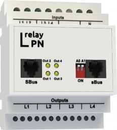 LPN relay - модуль расширения силовых выходов для устройств L Power Node