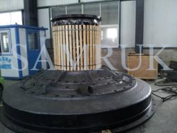 Продам крышки разгрузочные для шаровой мельницы