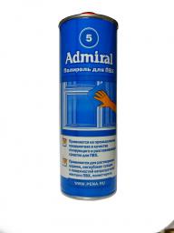 Полироль пластика ПВХ Admiral-5