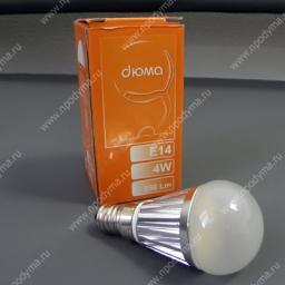 Светодиодная лампа DYMA BT-DLS4HWE14