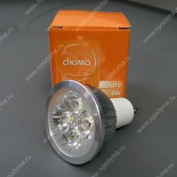 Светодиодная лампа DYMA BT-DBGU100401-22002