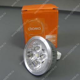 Светодиодная лампа DYMA BT-DBMR160401-1202