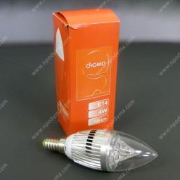 Светодиодная лампа DYMA E14 CO-R209-4W