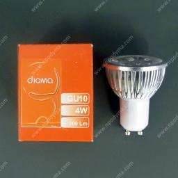 Светодиодная лампа DYMA GU10 CO-R205-4W