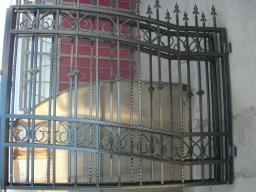 Кованые ворота купить сразу