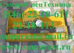 Установка прижимной ролик КС-4572А.56.000