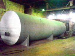 Резервуар стальной для ГСМ