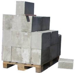 Пенобетонные блоки D 600 собственное производство