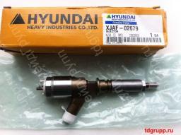XJAF-02679 форсунка Hyundai R170W-7