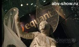 Живые куклы, живые статуи для ваших корпоративных мероприятий