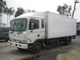 Hyundai HD120 грузовой-фургон