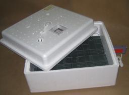 Инкубатор для яиц «Идеальная наседка» автоматический 3 аналоговый