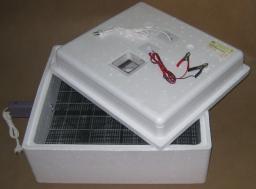 Инкубатор для яиц «Идеальная наседка» автоматический, 220/12, аналоговый
