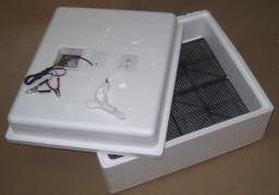 Инкубатор для яиц «Идеальная наседка» ручной, 220/12, аналоговый