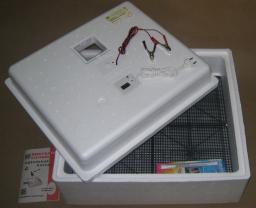 Инкубатор для яиц «Идеальная наседка» ручной, 220/12, цифровой