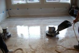 Чистка и полировка мрамора