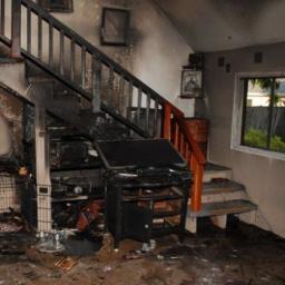 Уборка после пожара или затопления