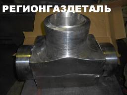 Тройник 2-150-32-12Х18Н10Т ГОСТ 22822-83