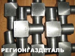 Тройник 2-32х10-40 ст.09Г2С ГОСТ 22822-83