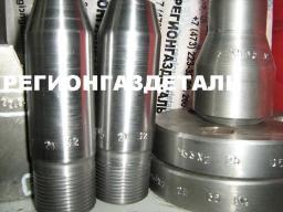 Штуцер 2-32-25 ст.20 ГОСТ 22792-83
