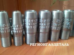 Штуцер 2-10-40 ст.09Г2 ГОСТ 22792-83