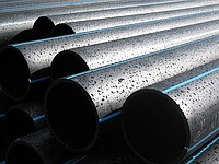 Труба ПЭ 100 для водоснабжения SDR 17,6 Р=9,5 АТМ d=90мм, п/м