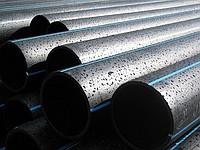 Труба ПЭ 100 для водоснабжения SDR 17,6 Р=9,5 АТМ d=160мм, п/м