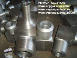 Угольник 1-40-160 ст.15ХМ ГОСТ 22820-83