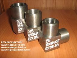 Угольник 90-25 ст.12Х18Н10Т ОСТ 95.53-98