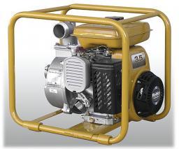 Мотопомпа Бензиновая Subaru PTG 208 полный напор 32 м, высота всасывания 8 м, подача 520 л/мин Гарантия, кредит, лизинг