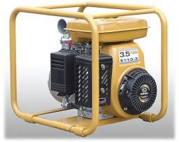 Мотопомпа Бензиновая для загрязненной воды Subaru PTG 208ST Полный напор 23 м, максимальная подача 700 л/мин, высота всасывания 8 м Гарантия, кредит, лизинг