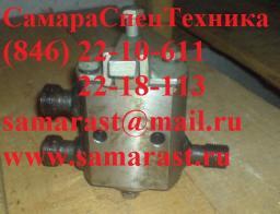 Клапан конечного выключения двигателя П41М.06.670