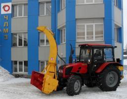 Снегоочиститель шнекороторный ЧЛМЗ ФРС – 200М Белорусского производства Новый гарантия, кредит, лизинг